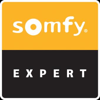 Somfy Expert Logo